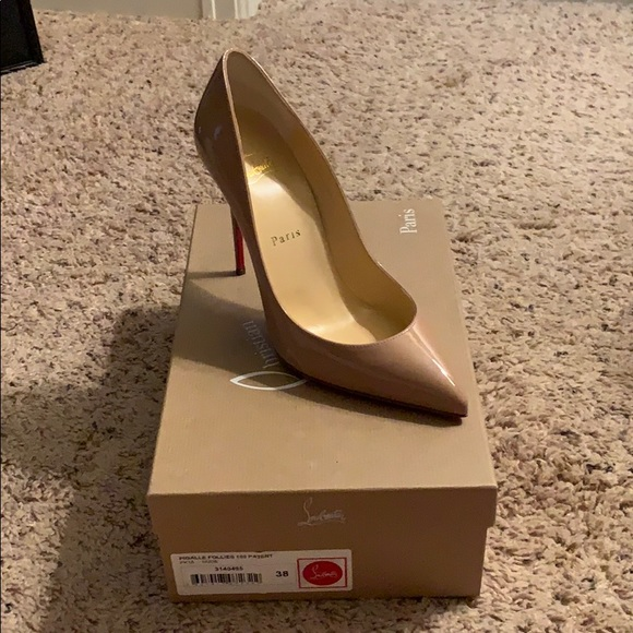 competitive price 33441 383d0 Pigalle Follies Pointy Toe Pump NWT